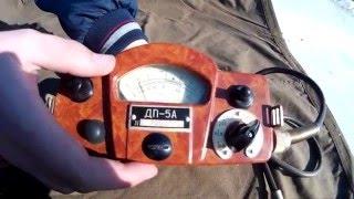 Огляд на дозиметр ДП-5А