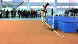 Ирина Геращенко 1.88 (Зимний Кубок Украины в помещении)