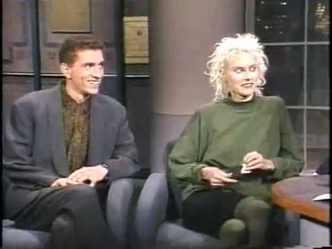 'Til Tuesday on Late Night, December 1, 1988