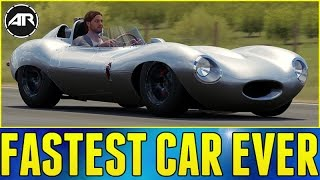Forza Horizon 3 : FASTEST CAR EVER!!! (300+ MPH TOP SPEED CHALLENGE)