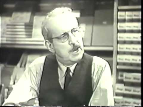Sheaffer Pens During WWII: Short Film from 1943