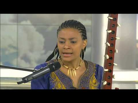 Sona Jobarteh and group live on Lithuanian National TV (LRT)
