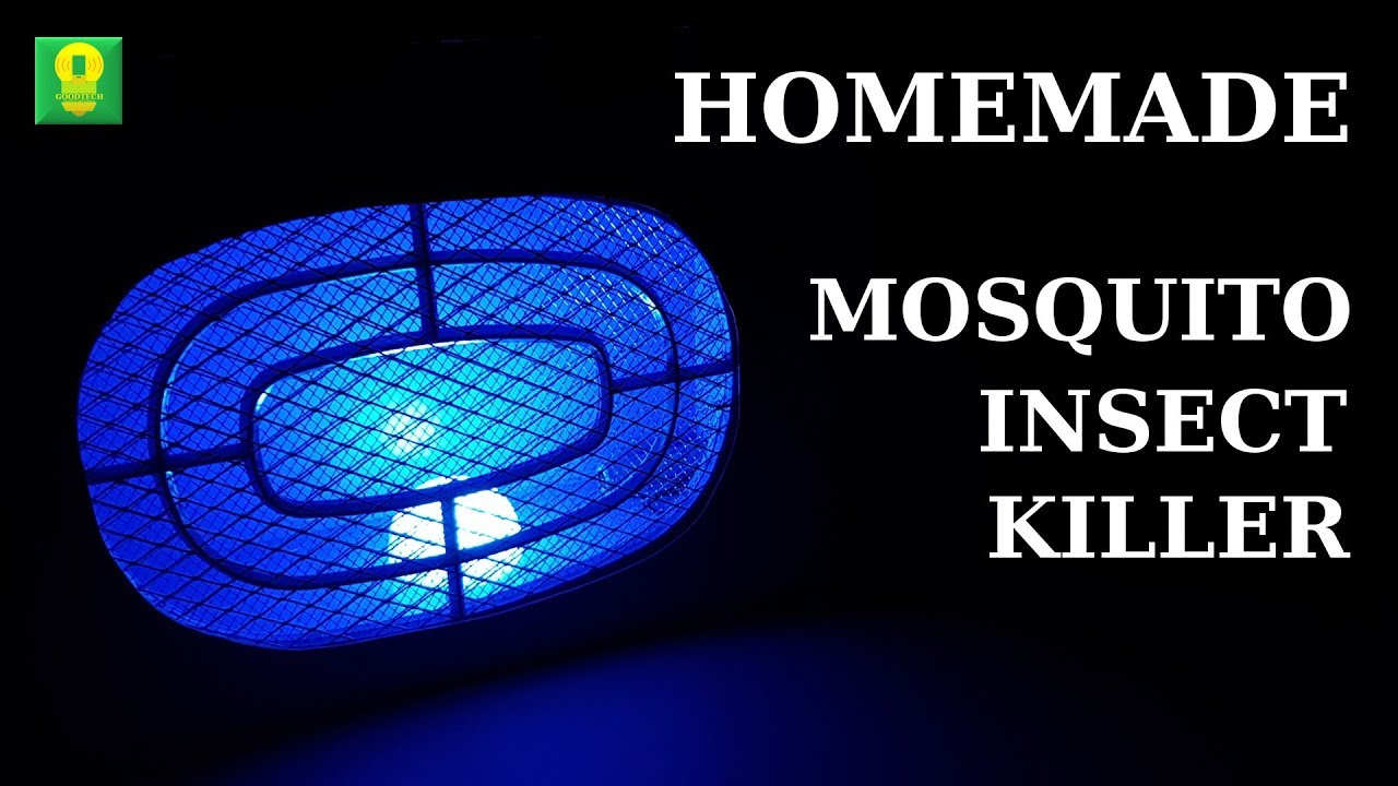 Mosquito Killer Machine: 6 Steps (with Pictures)