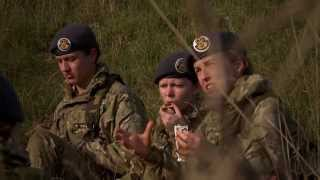 RAF Reserve Commissioned Officer Selection and Training Process