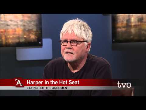 Michael Harris: Harper in the Hot Seat