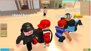 Roblox - France [OUTFITS!] Revolvers sauvages ( Soyez Bim TV