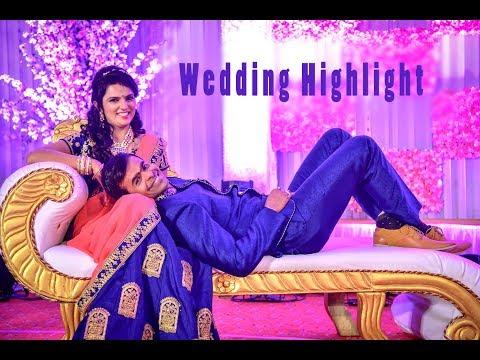 Best Indian Hindu Wedding Highlights Video Rahul & Nisha