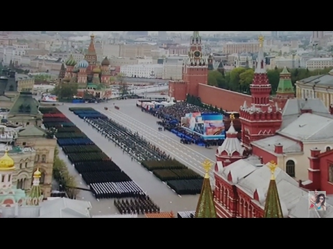 Parada Moskva, Russia 2017, Victory Day parade on Moscow's Red Square, Парад Победы в Москве 2017