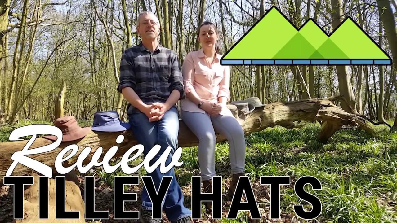 3ecc58e704a Tilley Hat Review T3 TWC09 T5MO LTM5 L6MO - YouTube