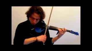 """Eloa Vadaath - Violin Playthrough of """"The Sun Of Reason Breeds Monsters"""""""