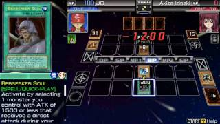 Yu-Gi-Oh! 5D's Tag Force 4 Berserker Soul (Story Mode)
