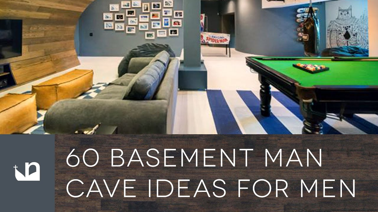 60 Basement Man Cave Ideas For Men Youtube