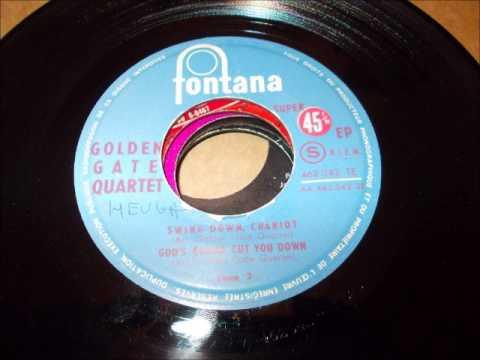 Golden Gate Quartet - God's gonna cut you down