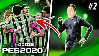 PES 2020 MASTER LEAGUE #02 - Fizemos A CONTRATAÇÃO da Temporada!! 🇧🇷🔥