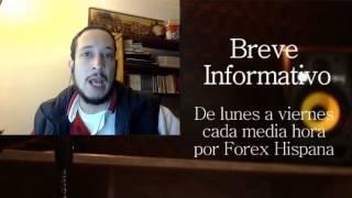 Breve Informativo - Noticias Forex del 3 de Febrero 2017