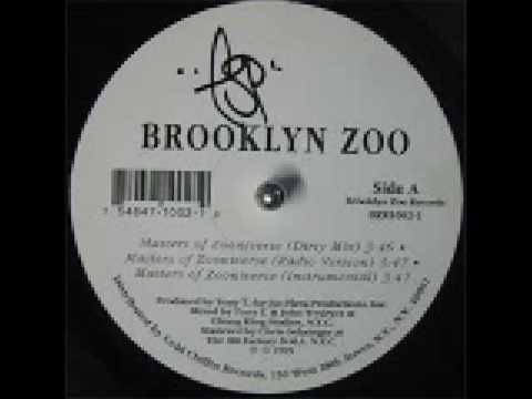 Brooklyn Zoo- Masters Of The Zooniverse