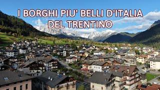Un viaggio a ritmo lento nei borghi più belli d'Italia del Trentino (e-borghi)