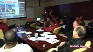 FSU Signing Day Reaction