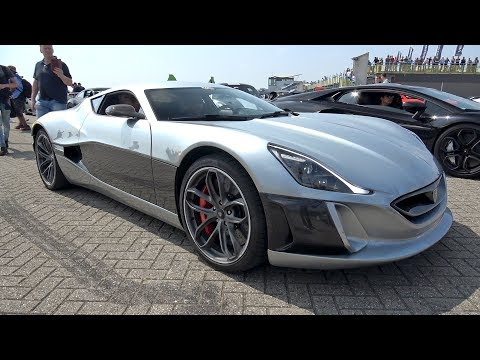 Rimac Concept One - World's Fastest...