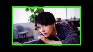 """ミュージカル界のプリンス""""山崎育三郎、キャリア初のライブツアーから、..."""