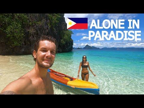 ALONE IN PARADISE 🇵🇭 EL NIDO (PHILIPPINES)