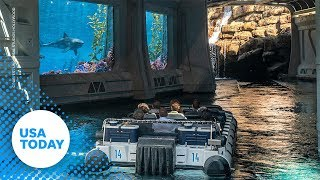 'Jurassic World – The Ride' has arrived | USA TODAY