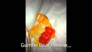 Gummi Bear Pillow