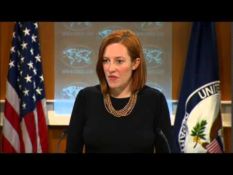 Daily Press Briefing:  January 30, 2015