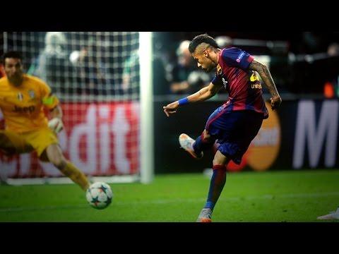 Neymar Amazing and Brilliant footwork skills 2016