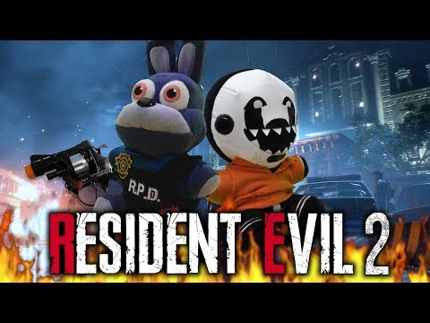 FNAF Plush Movie: Resident Evil 2