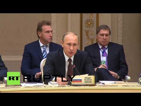 Belarus: Putin signs EurAsEC termination agreement