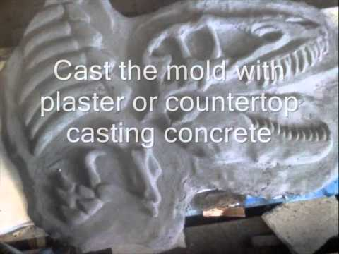 how to make concrete forms