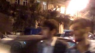 Baku after Eurovision 2011. Азербайджанцы кайфуют!!! PART 5.mov
