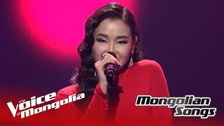 "Buyangerel - ""Ene bol durlal bish"" 