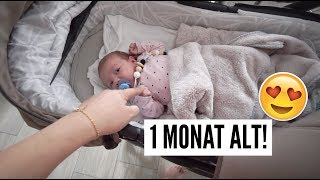 ELIANA IST 1 MONAT ALT! | 07.07.2018 | ✫ANKAT✫