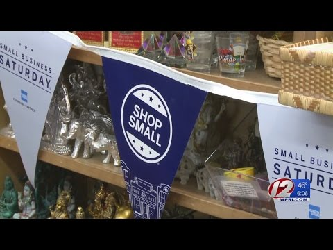 Small Business Saturday makes a difference for local shops