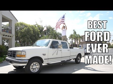 The HOLY GRAIL of FORD Trucks!