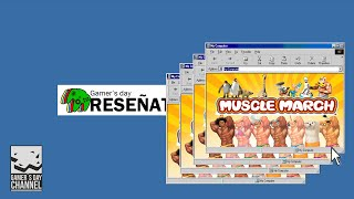 Reseñatron2000 Compact Edition: Muscle March