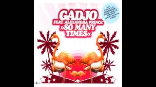 Gadjo - So Many times (Radio Edit) HQ 1080