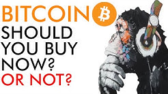 Should You Buy BITCOIN Now? [Or Not?]