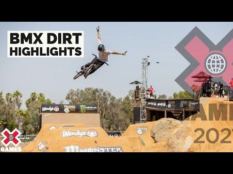 BMX DIRT: HIGHLIGHTS | X Games 2021
