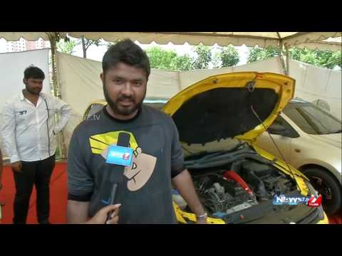 Expensive luxury Car and bikes exhibition in Chennai | News7 Tamil