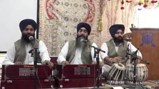 Bhai Ajit Singh Manjit Singh (Delhi Wale) - Poothaa Maathaa Kee Aasees