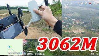 Unbox DJI MAVIC MINI and Flight Test 3062M