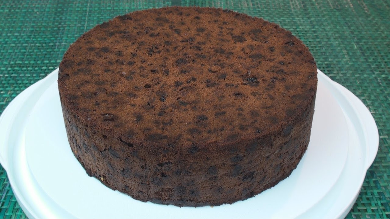 How to make christmas cake - How To Make Christmas Cake 17