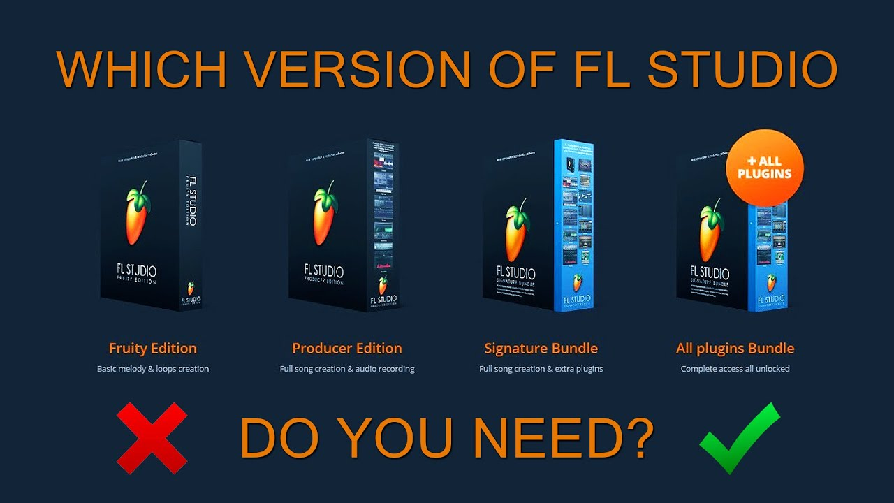 Why the free version of fl studio is better windows