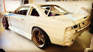 Co s Nissanem ? #KRSTDRFT drift lifestyle vlog #275