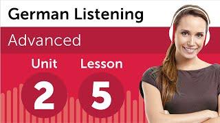 German Listening Practice - Talking To A Supplier In German