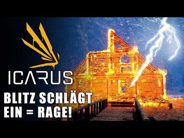 Icarus 🌿 Power Leveln   Blitz schlägt ein = Rage! 😡  #04 [Lets Play   Gameplay Deutsch]