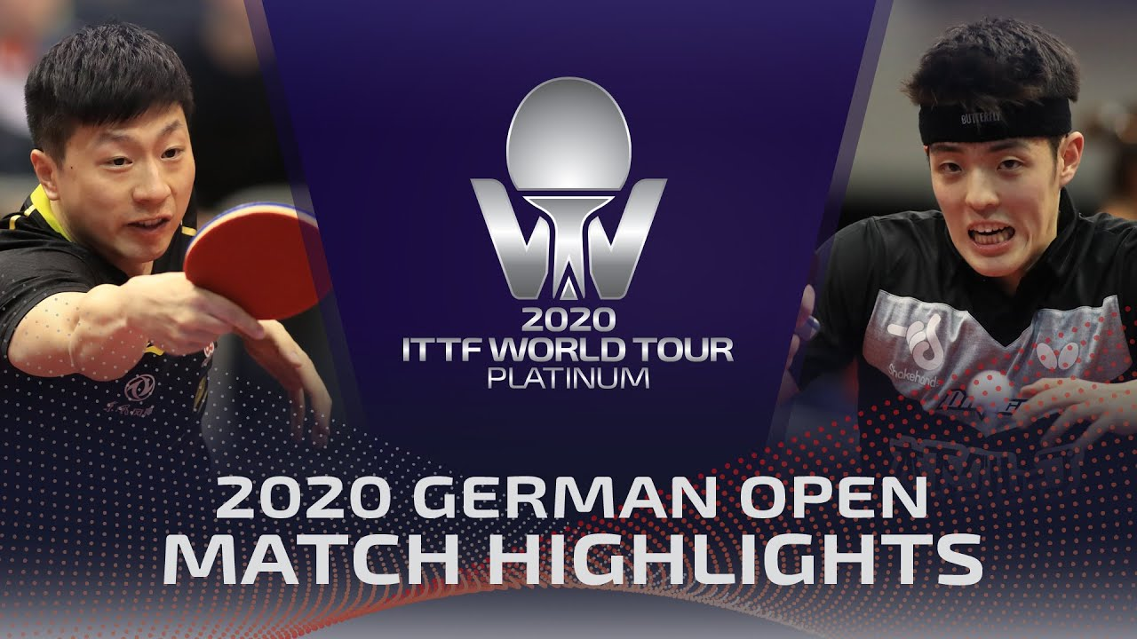 Download Ma Long vs Qiu Dang | 2020 ITTF German Open Highlights (R32)